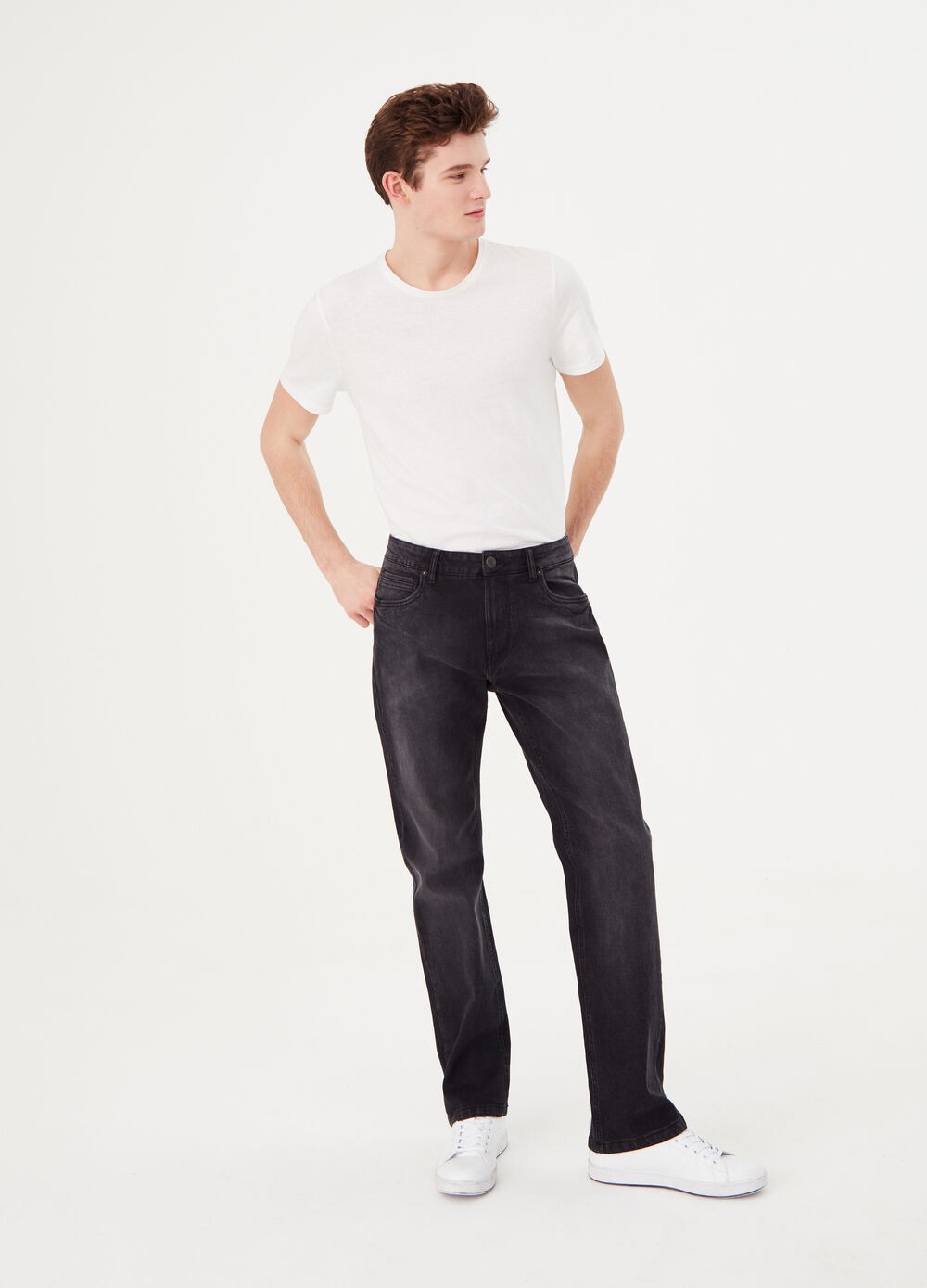 Jeans comfort fit stretch