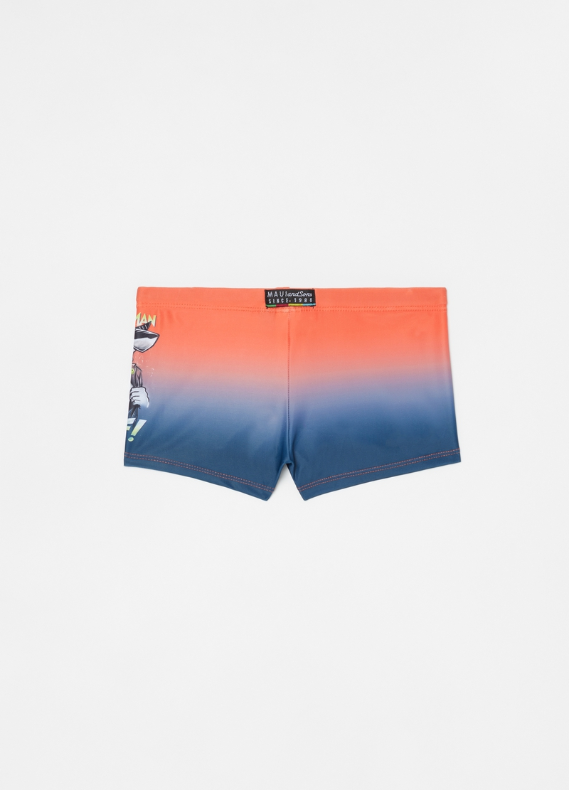 Maui and Sons swimming trunks image number null