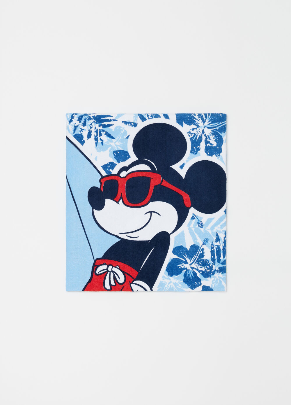 Disney Baby Mickey Mouse cotton beach towel