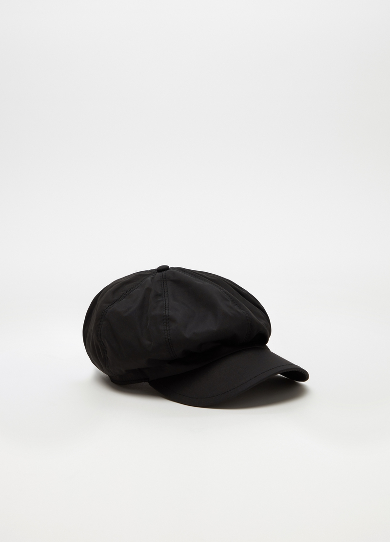 Baker boy hat in fabric image number null