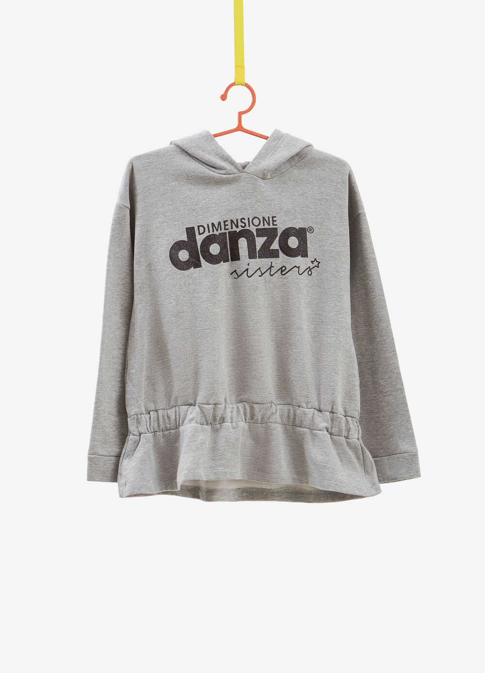Dimensione Danza cotton sweatshirt with print