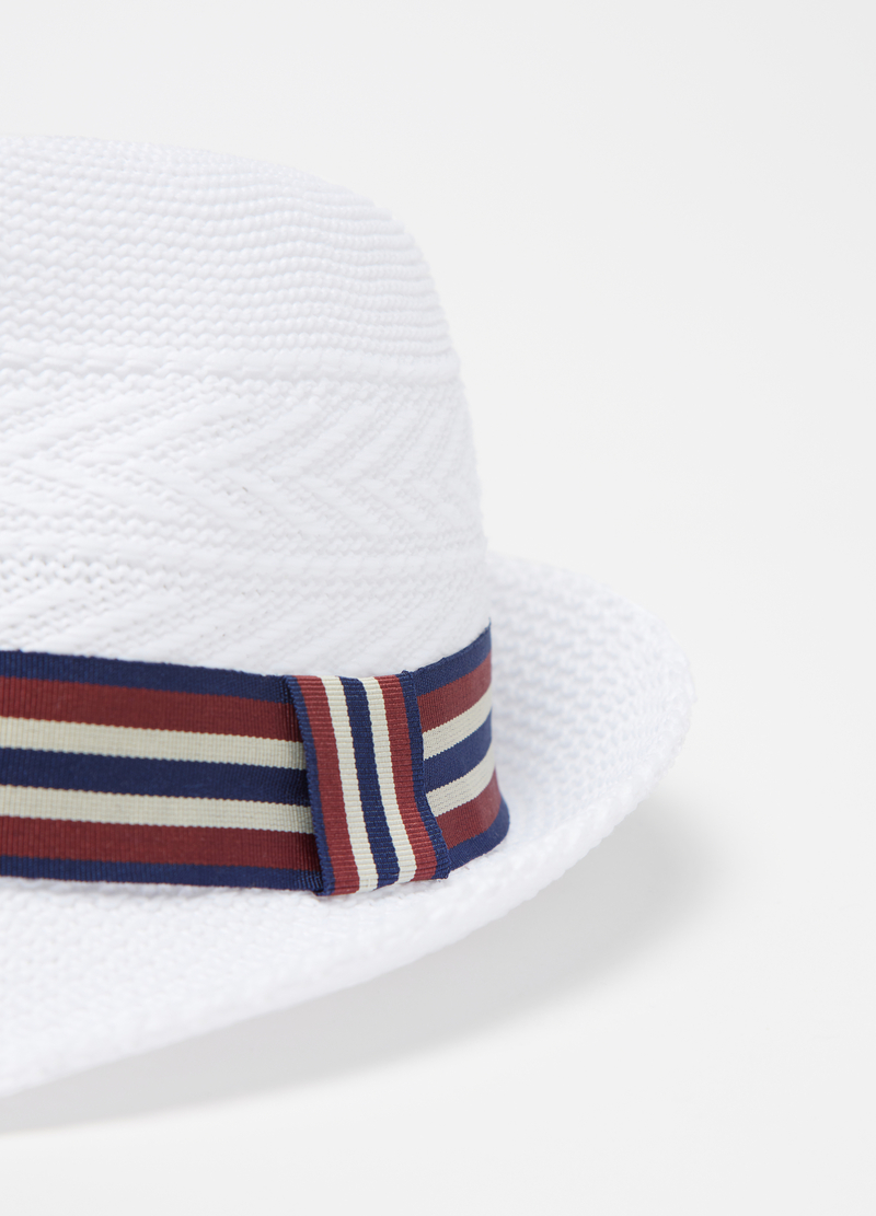Cappello tricot fedora image number null