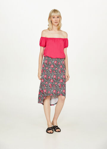 Floral viscose skirt by Maui and Sons