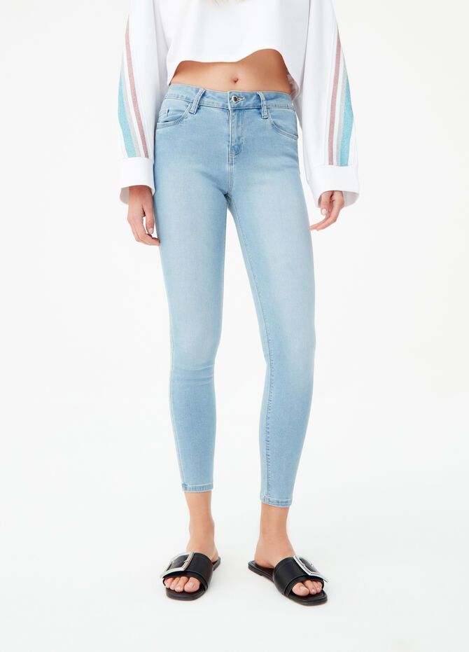 Jeans body-shaping push up
