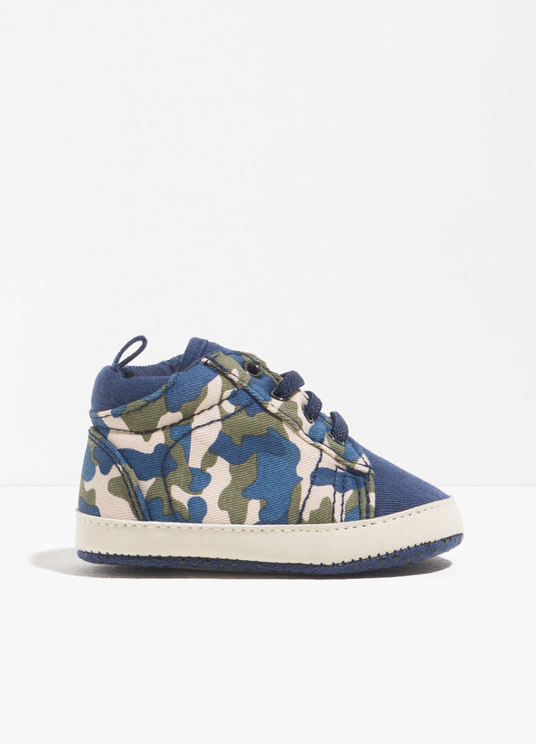 Sneakers fantasia camouflage | OVS