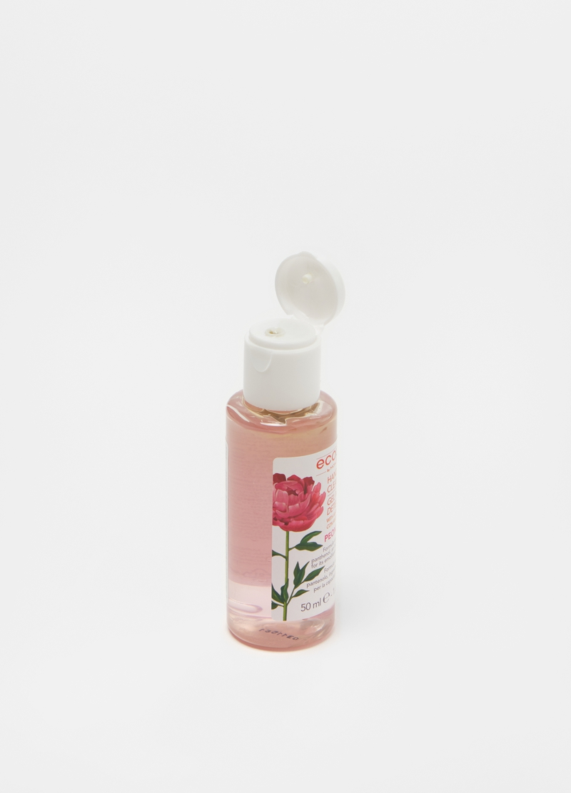 Peony hand sanitiser gel 50 ml image number null