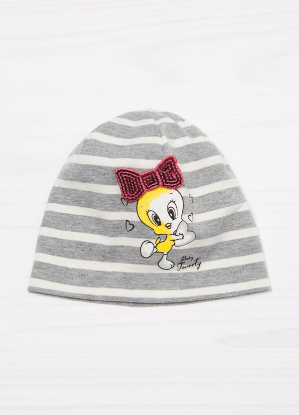 Beanie cap with Tweetie Pie print | OVS