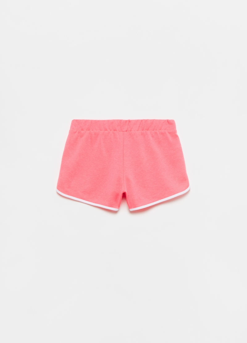 Everlast shorts with contrasting edging image number null