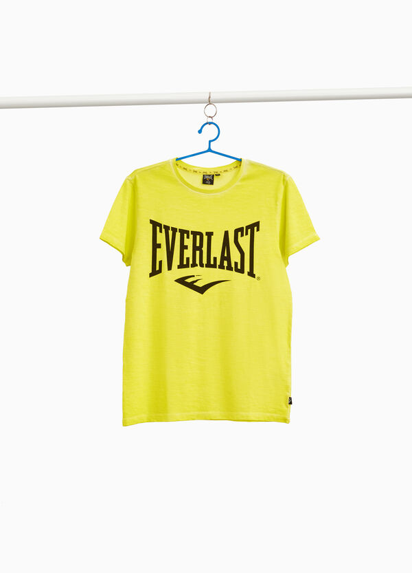 T-shirt cotone Everlast