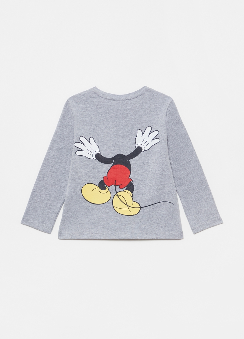 Disney Mickey Mouse T-shirt with long sleeves image number null