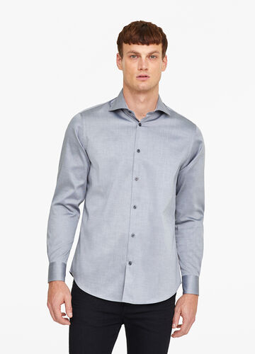 100% cotton regular fit shirt
