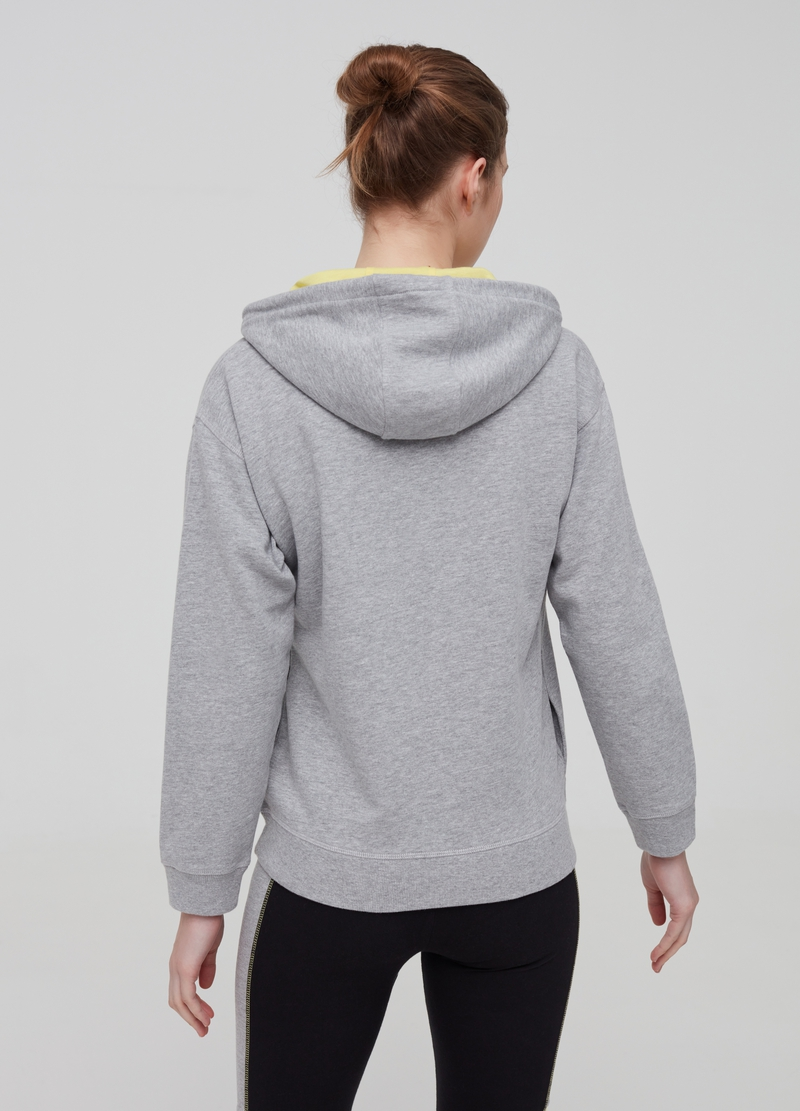 National Geographic mélange sweatshirt image number null