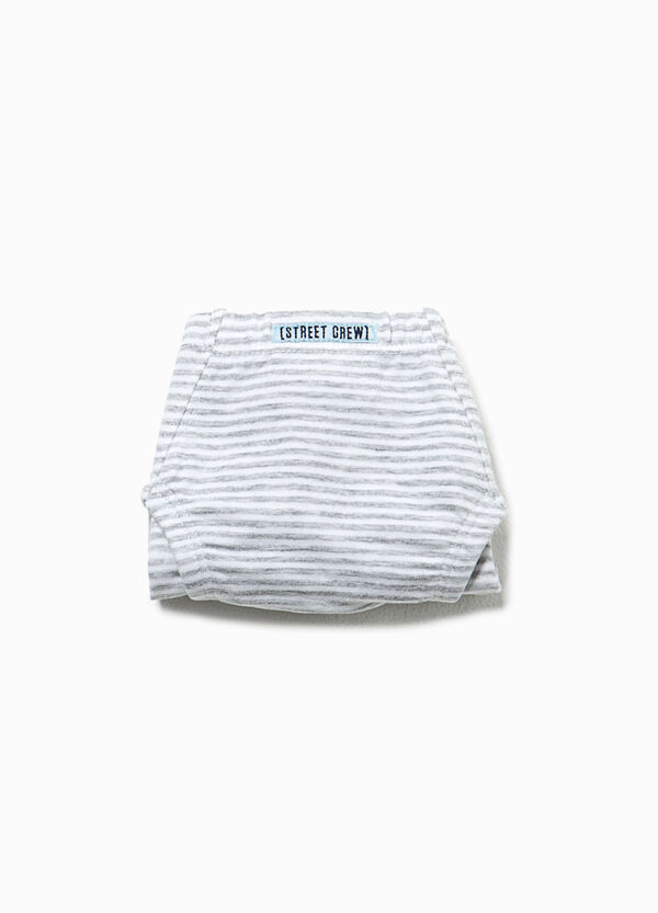 Striped briefs in organic cotton | OVS