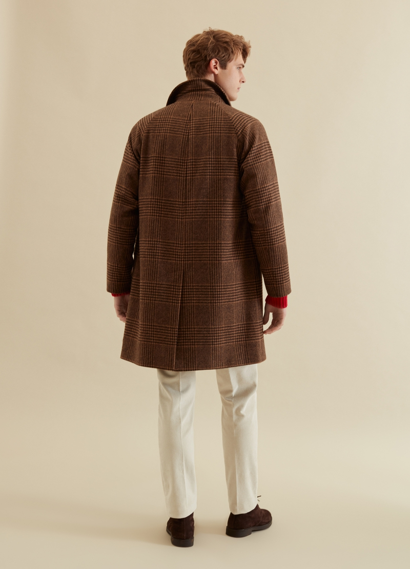 PIOMBO Prince of Wales coat image number null