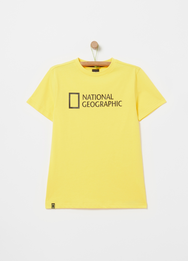 T-shirt stampa National Geographic image number null