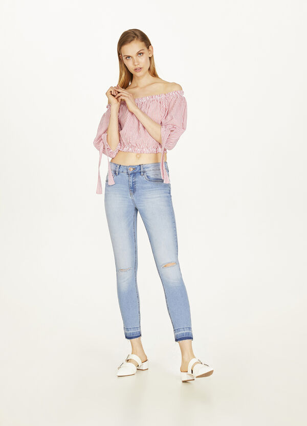 Jeans super skinny fit stretch used