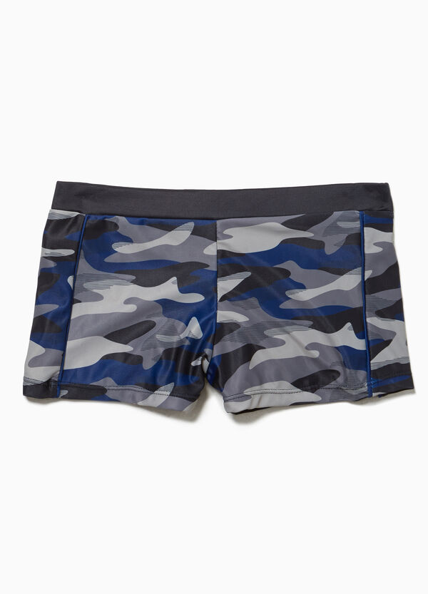 Boxer mare stretch camouflage