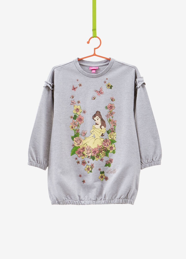 Beauty and the Beast cotton dress