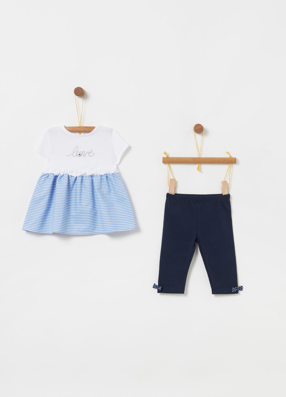 6fb128f28 Baby Girl 3-36 months Clothes online, Collection 2019 | OVS
