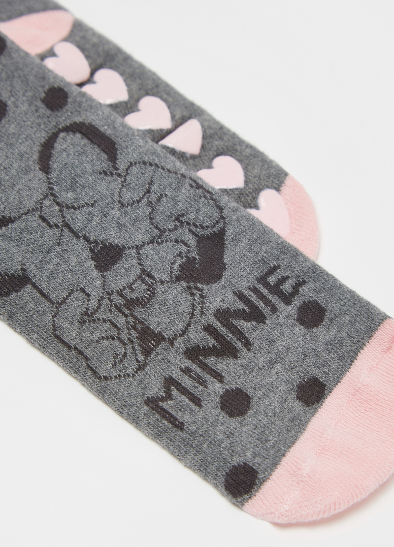 Minnie Mouse and Daisy Duck slipper socks image number null