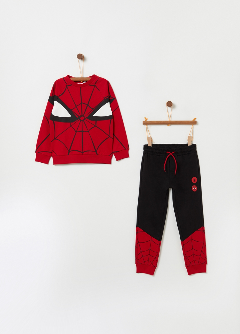 Jogging set stampa Marvel Spider-Man image number null