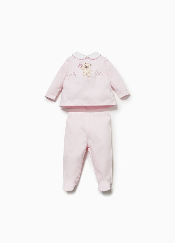 THUN outfit in 100% cotton