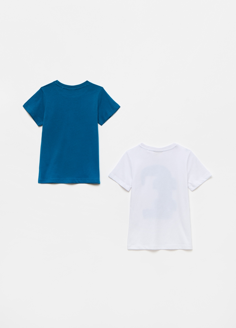 Bipack t-shirt puro cotone coccodrillo image number null