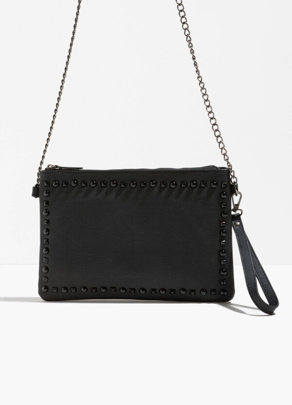 Shoulder bag with studs | OVS