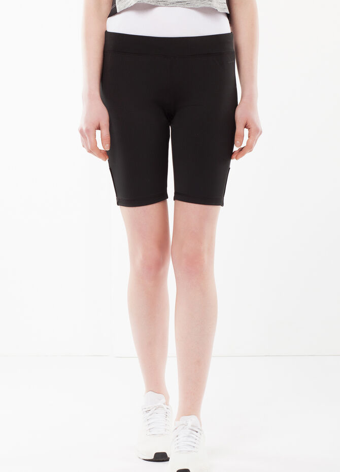 Cycling-style shorts
