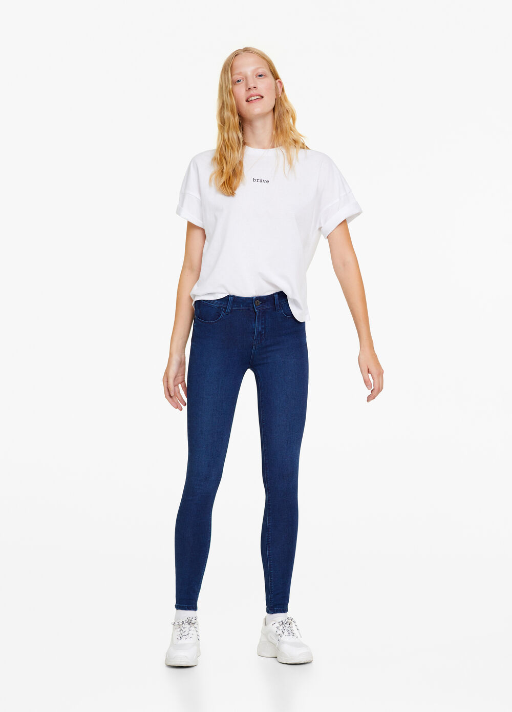 Jeans push up Dynamic Flexx