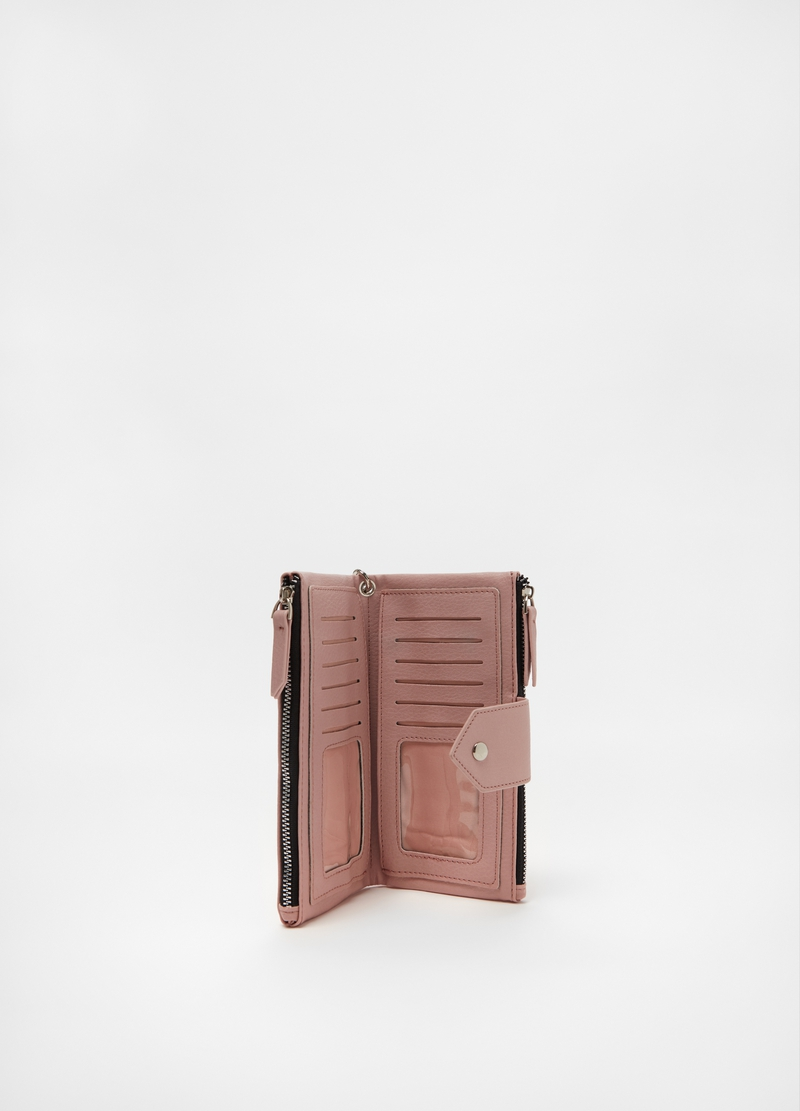 Rectangular solid colour wallet image number null