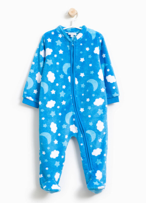 Sleep suit with sky print | OVS