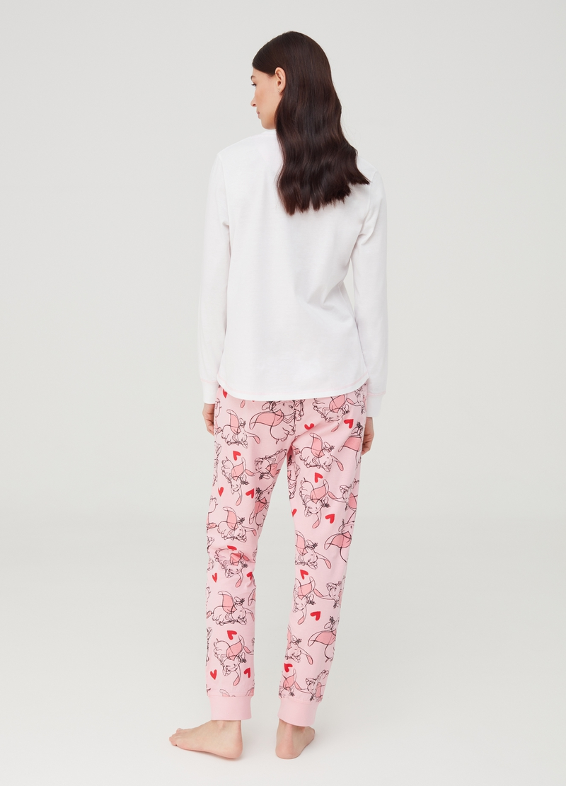 Long pyjamas with Dumbo print image number null