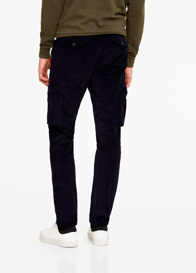 Pantaloni cargo jogger regular fit