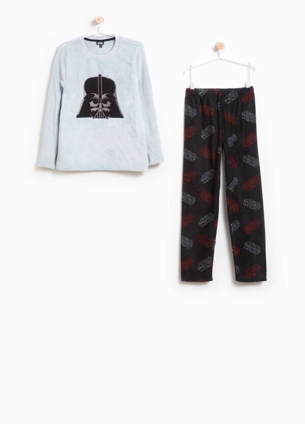 Pyjamas with Star Wars pattern and patch | OVS