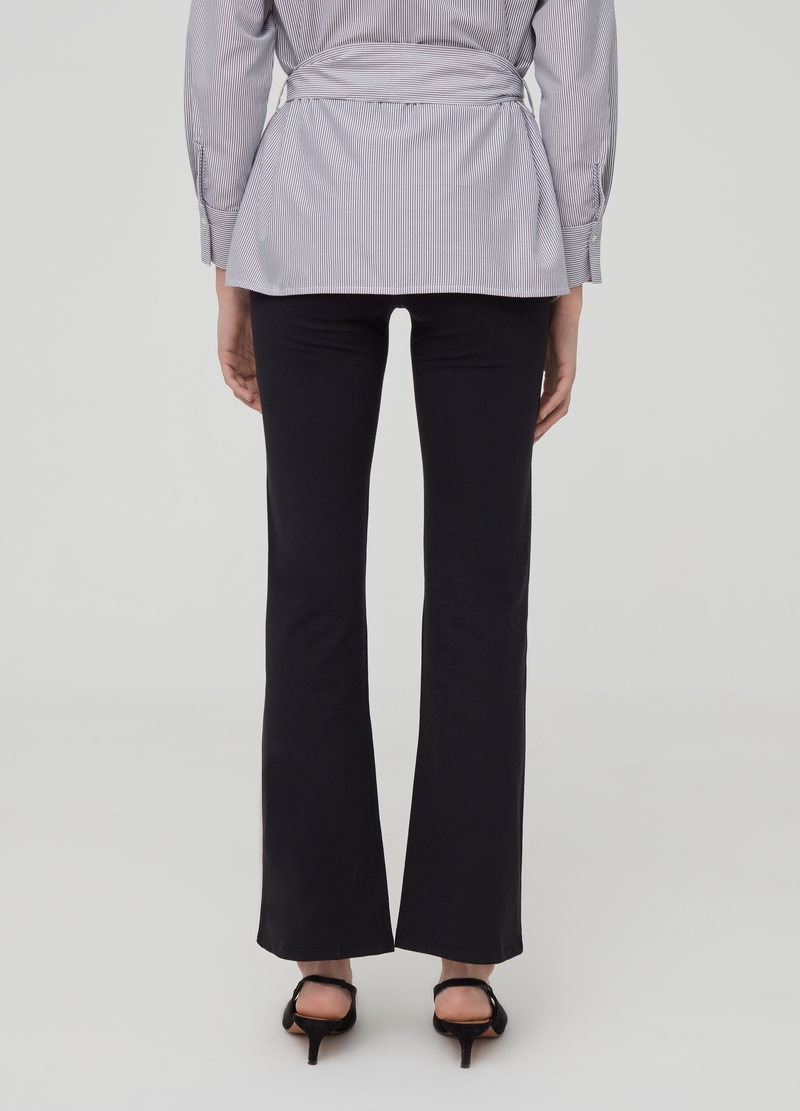 Pantaloni in cotone bio stretch image number null