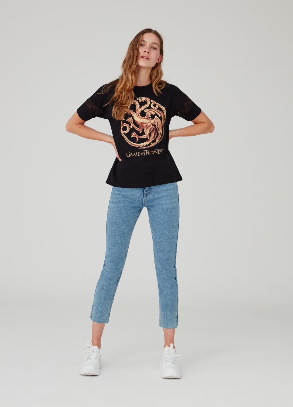 Game of Thrones print T-shirt