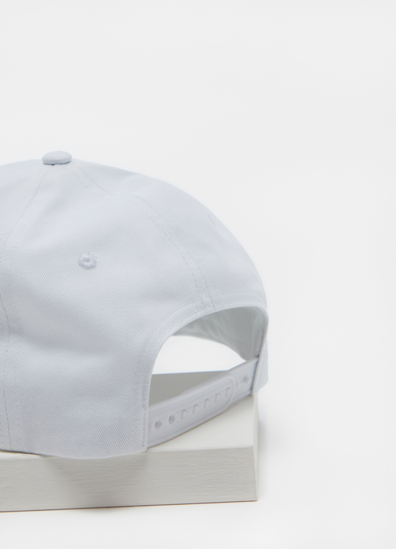 Baseball cap with printed lettering image number null