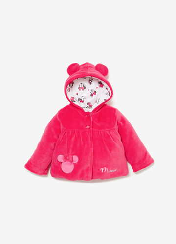 Minnie Mouse padded jacket in BCI cotton