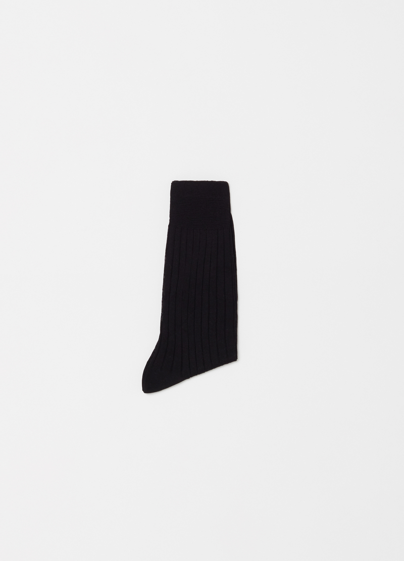 Short socks in lisle cotton image number null
