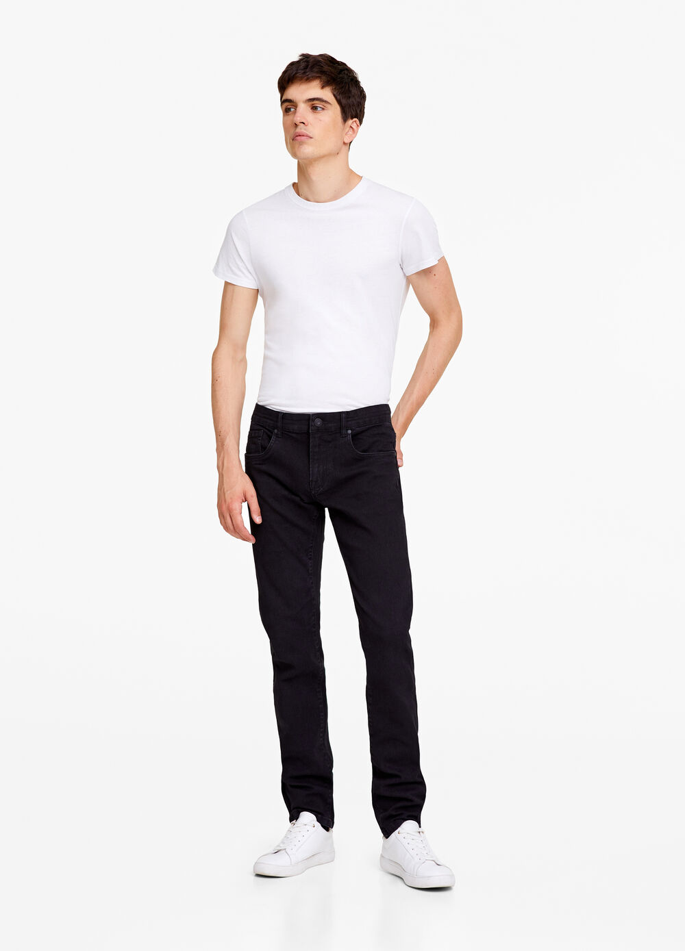 Jeans skinny fit rinse wash