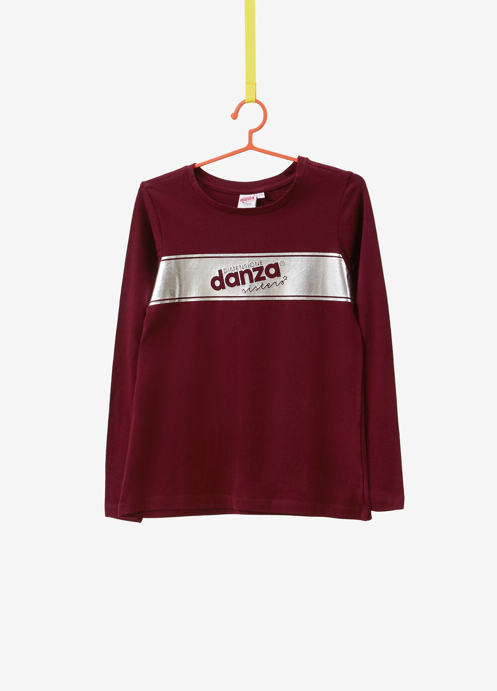 Dimensione Danza stretch cotton T-shirt