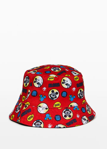 Mickey Mouse fishing hat
