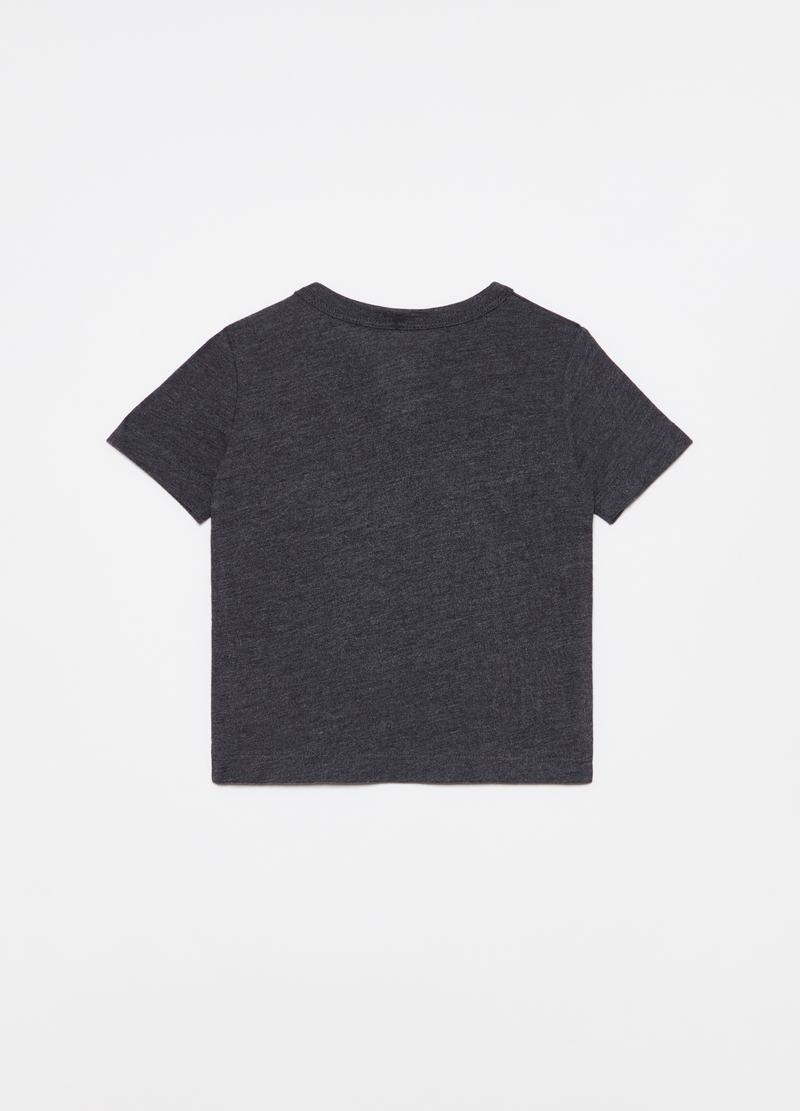 GAP T-shirt with logo and dinosaur print image number null
