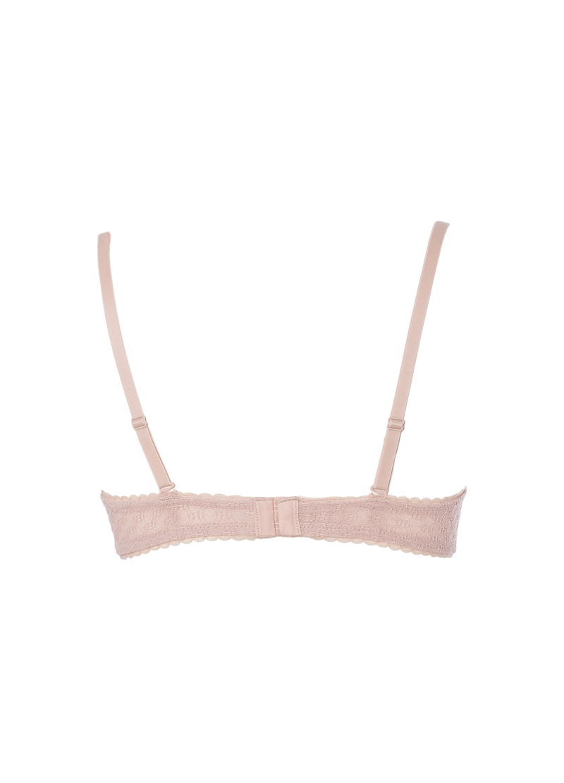 Balconette bra with bow image number null