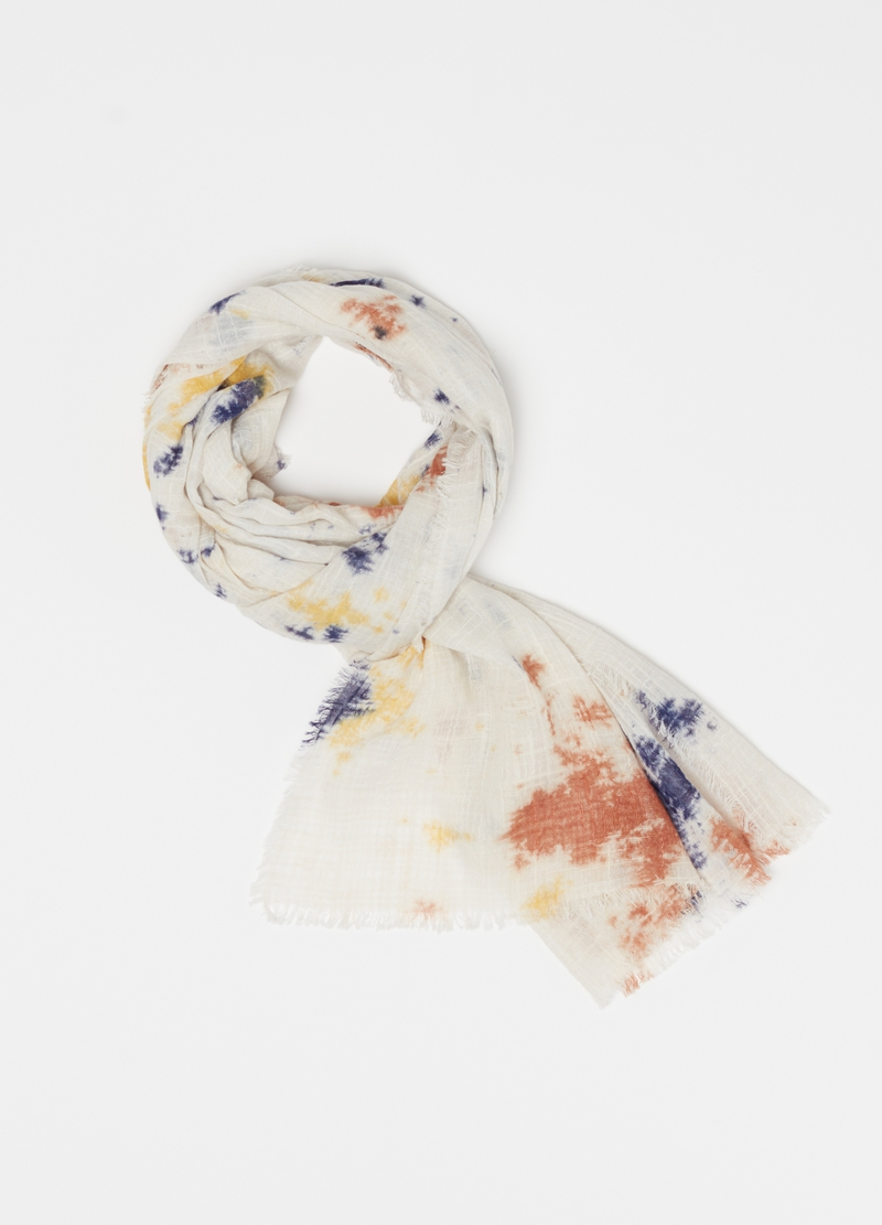 Pashmina with Tie Dye print image number null