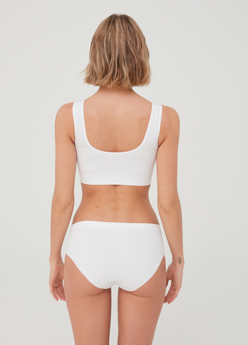 High-waisted briefs image number null