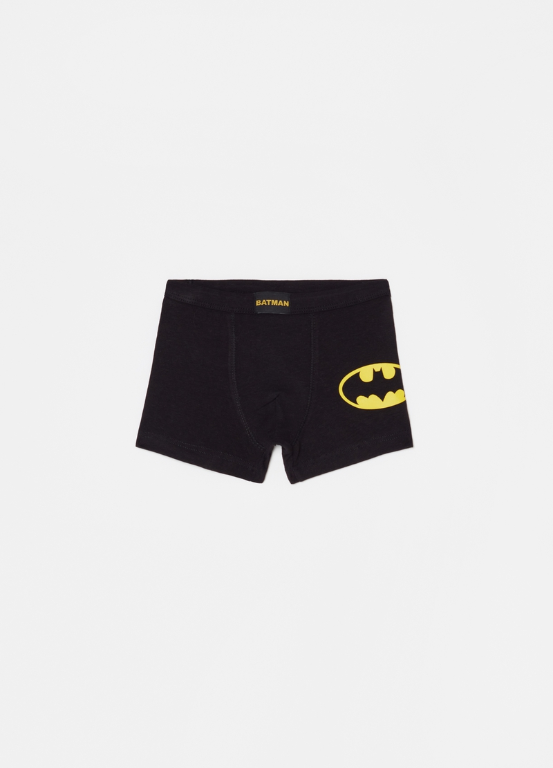 Two-pack Batman boxer shorts in stretch cotton image number null