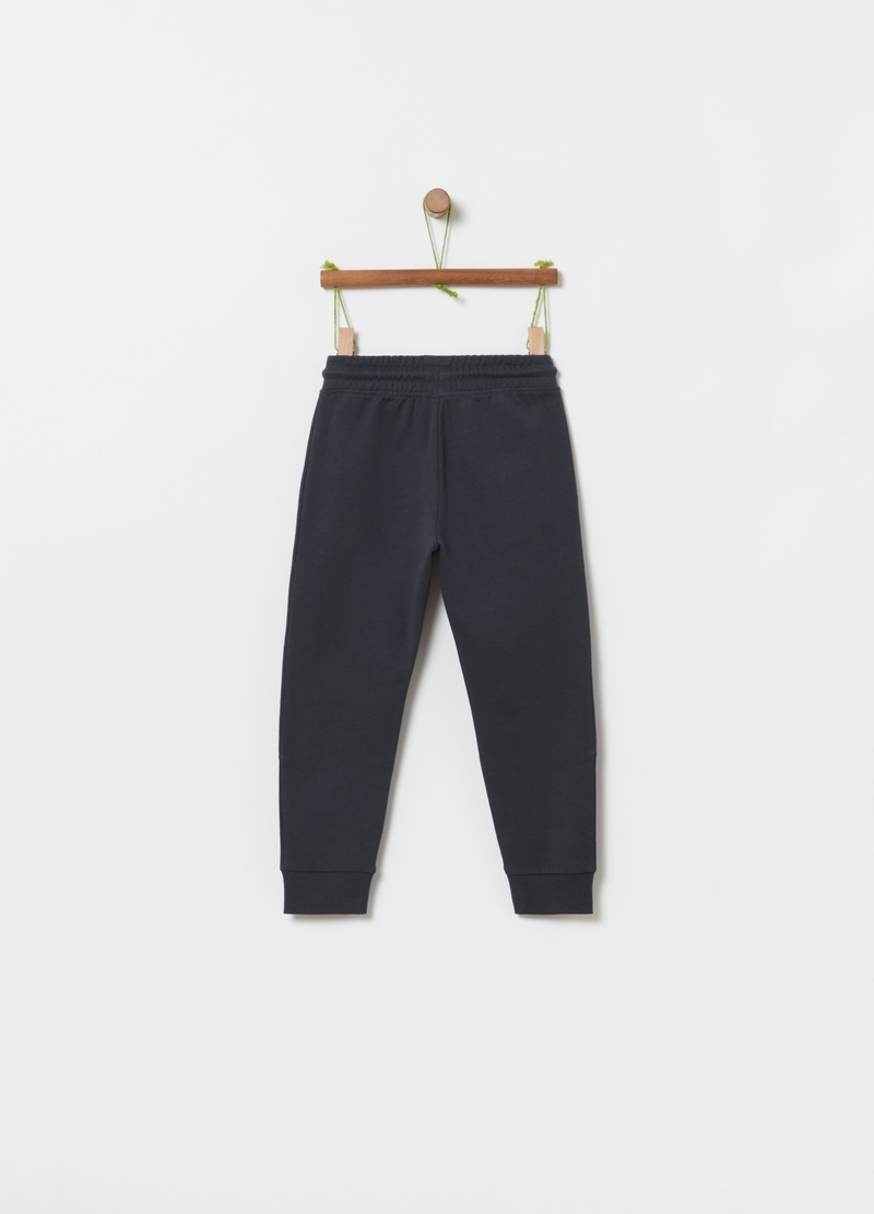 French terry joggers image number null