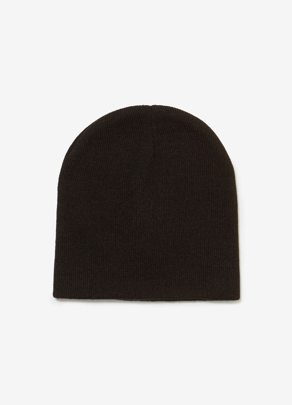 Solid colour jersey hat
